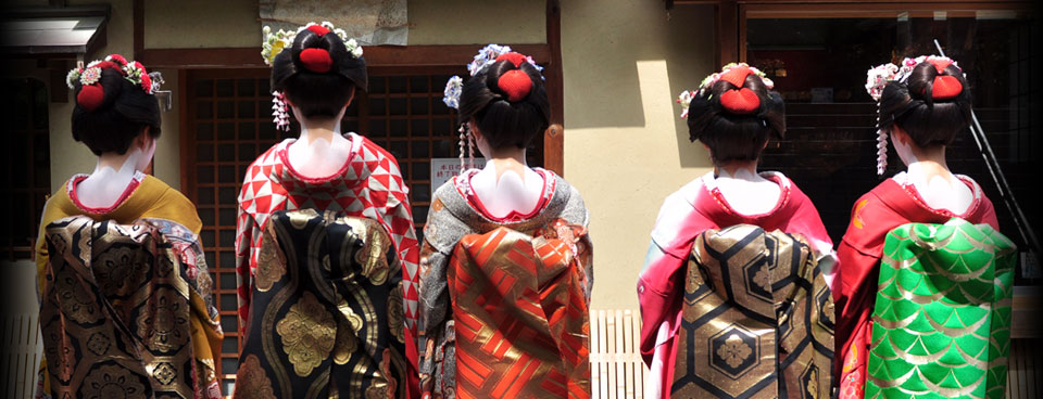 To be a Maiko